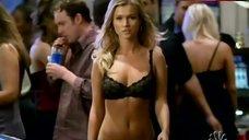 Joanna Krupa in Sexy Lingerie – Las Vegas