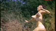 Cara Peters Nude Running in Field  – Good Morning... And Goodbye!