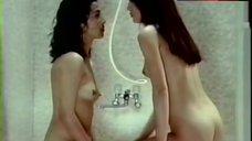 Yue Tanigawa Lesbian Scene in Shower – Beautiful Sisters