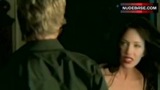 10. Hunter Tylo in Sexy Underwear – They Are Among Us