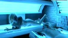 7. Viviane Bartsch Naked in Solarium – Models