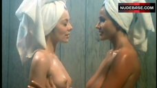 Mara Lutra Naked in Sauna – Fantasm