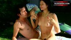 Antonella Rios Naked Tits and Bush – Los Debutantes