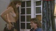 Joan Severance Bare Her Tits – Almost Pregnant