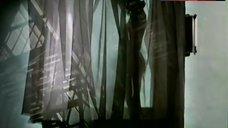 Joan Severance Nude Silhouette – Black Scorpion