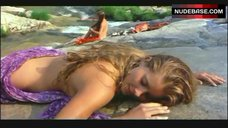 1. Jane Seymour Boobs Scene – Sinbad And The Eye Of The Tiger