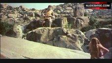 10. Jane Seymour Boobs Scene – Sinbad And The Eye Of The Tiger