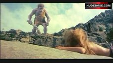 2. Jane Seymour Boobs Scene – Sinbad And The Eye Of The Tiger