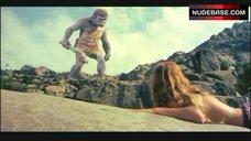 3. Jane Seymour Boobs Scene – Sinbad And The Eye Of The Tiger