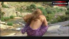 8. Jane Seymour Boobs Scene – Sinbad And The Eye Of The Tiger