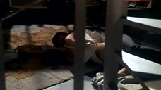 Jane Seymour Ass Scene – The Tunnel