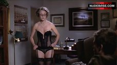 Jane Seymour in Sexy Lace Underwear – Blind Dating