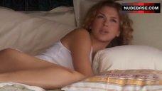 Adrianne Palicki in White Underwear – Elektra Luxx