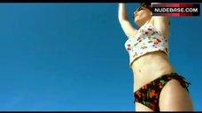 Tracy Coogan in Hot Bikini – Zombie Honeymoon