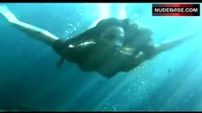 Tatiana Abracos Nude in Underwater – The Girl From Monday