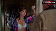 Brooke Shields Lingerie Scene – The Middle