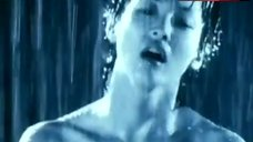 4. Asuka Kurosawa Naked under Rain – A Snake Of June