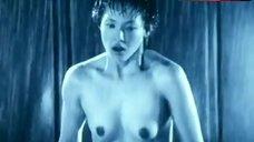 9. Asuka Kurosawa Naked under Rain – A Snake Of June