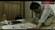 3. Asuka Kurosawa Posing Nude – Deracine