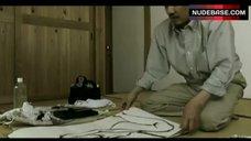 5. Asuka Kurosawa Posing Nude – Deracine
