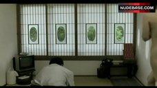 6. Asuka Kurosawa Posing Nude – Deracine