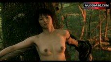5. Asuka Kurosawa Naked Breasts, Ass and Pussy – Deracine