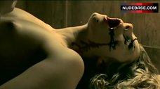 Antonella Salvucci Shows Tits – Red Riding Hood