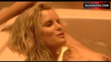 Lori Singer Naked in Bath Tub – Sunset Grill