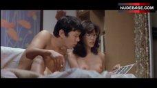 Yuki Kazamatsuri Shows Nude Tits and Butt – Female Teacher: Dirty Afternoon