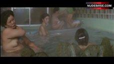 Yuki Kazamatsuri Shows Tits in Hot Tub – Female Teacher: Dirty Afternoon