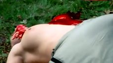 4. Kristin Novak Shows Tits – Cemetery Gates