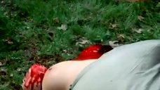 5. Kristin Novak Shows Tits – Cemetery Gates
