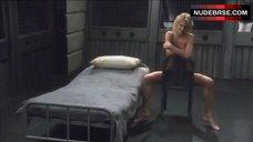 Tricia Helfer Nude Riding Chair– Battlestar Galactica