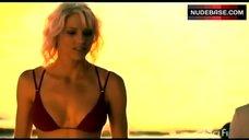 Tricia Helfer Hot in Bikini – Battlestar Galactica
