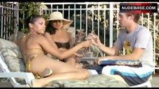 Candice Coke Bikini Scene – Glow Ropes: The Rise And Fall Of A Bar Mitzvah Emcee