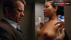 Candice Coke Sex in Airplane Bathroom – Hung