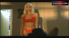 Mira Sorvino in Sexy Red Lingerie – Summer Of Sam