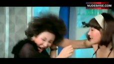 1. Shirley Yu Nude on Floor – Love Swindlers