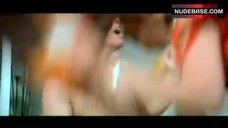 3. Shirley Yu Nude on Floor – Love Swindlers