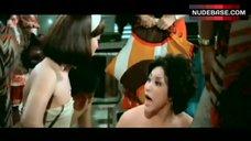 7. Shirley Yu Nude on Floor – Love Swindlers