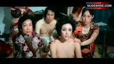 Shirley Yu Shows Tits – Love Swindlers