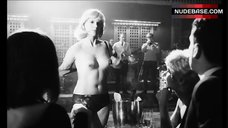 Bibi Andersson Shows Nude Boobs – The Girls