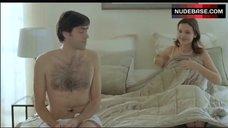7. Virginie Ledoyen in Lingerie – Shall We Kiss?