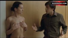 6. Virginie Ledoyen Topless – Shall We Kiss?