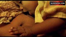 7. Lisa Gay Hamilton Breast Feeding – Beloved