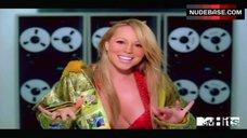 Mariah Carey in Bikini Top – Boy (I Need You)
