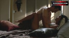 Danay Garcia Sex Scene – Man Camp