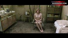 Maria Kraakman Sitting Nude on Chair – Schneider Vs. Bax