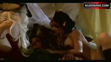 Teagan Presley Group Sex Scene – Pirates