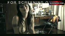 Angie Jibaja Topless Scene – Manana Te Cuento